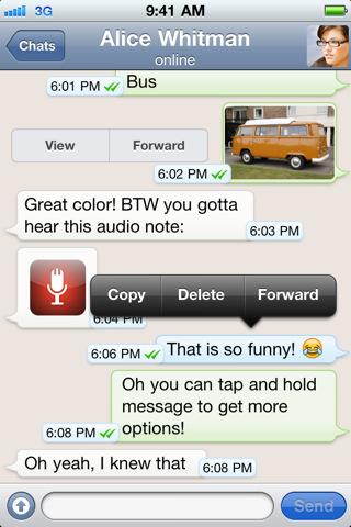 art24 Mais où est WhatsApp Messenger?