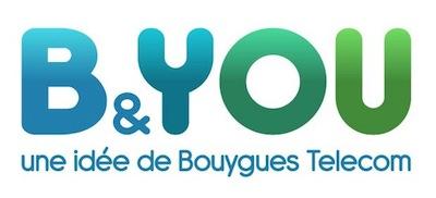 b and you B&You : Bouygues Telecom saligne sur les tarifs de Free Mobile