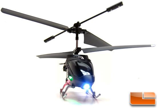 helo tc Concours : 2 hélicoptères Griffin Helo TC, commandés via iPhone, à gagner (38€)