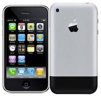 iPhone1 Apple avait pensé à un vrai clavier pour son iPhone
