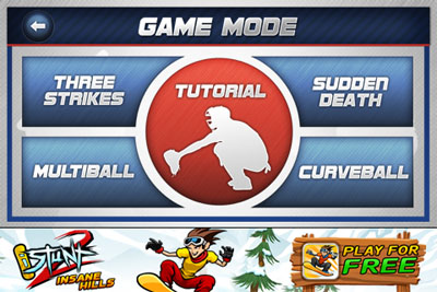 pbc 1 Test de Pro Baseball Catcher sur iPhone (gratuit)