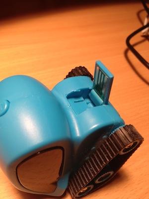 photo 1 Test du TankBot   Un Tank intelligent contrôlable depuis liPhone (20€)