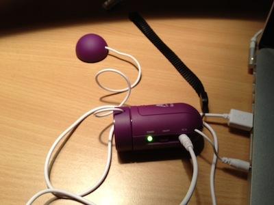 photo1 Concours : 1 RockR à gagner, Enceintes à vibrations pour iPhone !