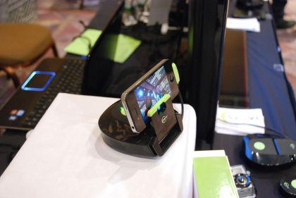 swivl App4Phone : La revue du CES 2012 pour ce mardi 10 janvier