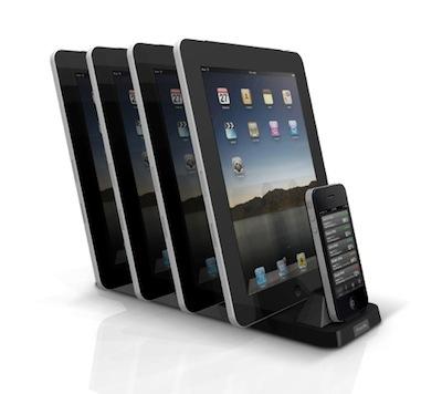 xTremeMac Incharge App4Phone : La revue du CES 2012 pour ce mardi 10 janvier