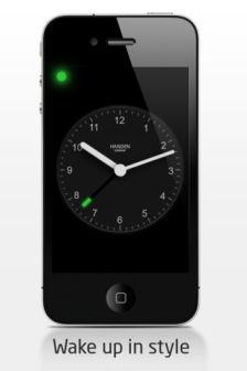 Alarm clock one touch Les bons plans de lApp Store ce jeudi 29 mars 2012