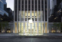 Apple Store 5e avenue Apple Store : de vraies boutiques de luxe ?