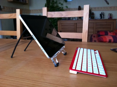 CcrsNinky Up 008 Test du Support Ninki Up pour iPad (34€)