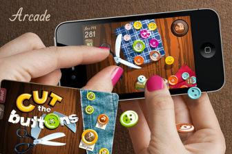 Cut The Buttons Les bons plans de lApp Store ce lundi 6 février 2012