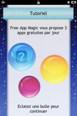 FAM 2 FreeAppMagic : Une nouvelle version pour de nouveaux bons plans