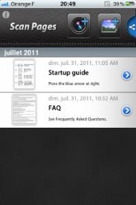 IMG 0024 199x300 Test de Scan Pages : Scannez et partagez facilement vos documents (Gratuit)