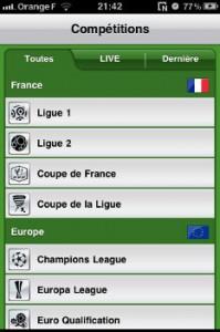 IMG 0091 199x300 THE Football App : Suivez votre équipe favorite partout ! (Gratuit)