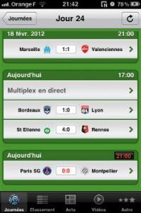 IMG 0093 199x300 THE Football App : Suivez votre équipe favorite partout ! (Gratuit)