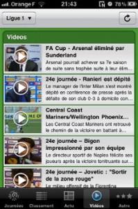 IMG 0097 199x300 THE Football App : Suivez votre équipe favorite partout ! (Gratuit)