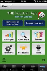 IMG 0098 199x300 THE Football App : Suivez votre équipe favorite partout ! (Gratuit)