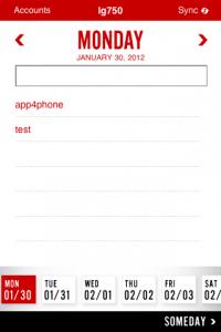 IMG 0360 200x300 Test de TeuxDeux, un calendrier minimaliste (2,39€)