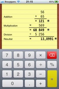 IMG 0371 200x300 Test de Scalar² : une calculatrice inachevée mais efficace (3,99€)
