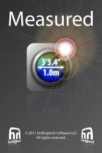 IMG 0375 200x300 Test de Measured : prendre des mesures nest pas si facile (2,39€)