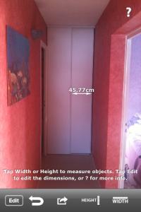 IMG 0389 200x300 Test de Measured : prendre des mesures nest pas si facile (2,39€)