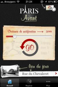 IMG 0390 200x300 Test de ParisAvant : découvrons le passé de notre capitale (1,59€)