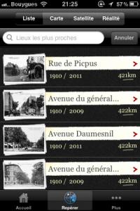 IMG 0391 200x300 Test de ParisAvant : découvrons le passé de notre capitale (1,59€)