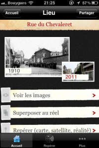 IMG 0393 200x300 Test de ParisAvant : découvrons le passé de notre capitale (1,59€)