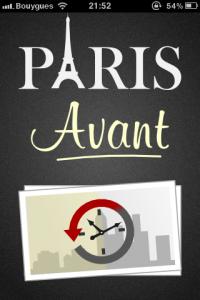 IMG 0398 200x300 Test de ParisAvant : découvrons le passé de notre capitale (1,59€)
