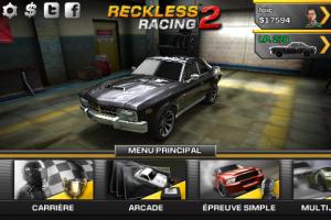 IMG 0457 300x200 Test de Reckless Racing 2 : le plaisir à létat pur ! (3,99€)