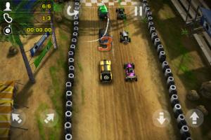 IMG 0460 300x200 Test de Reckless Racing 2 : le plaisir à létat pur ! (3,99€)