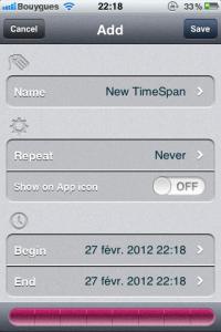 IMG 0504 200x300 Test de TimeSpan : 3,2,1, Cest lheure !