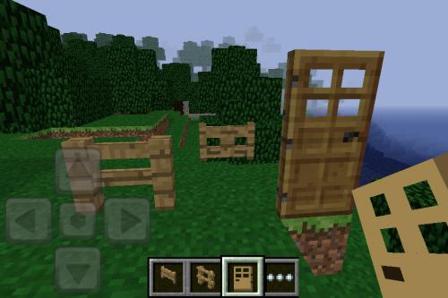 IMG 0645 500x333 Énorme mise à jour pour Minecraft Pocket Edition !