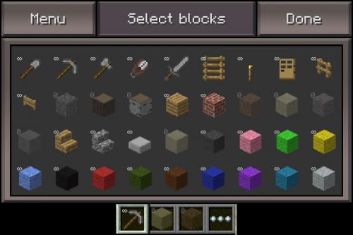 IMG 0646 500x333 Énorme mise à jour pour Minecraft Pocket Edition !