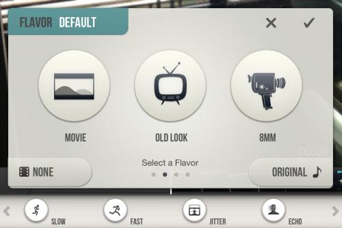 IMG 0824 500x333 Test de Game Your Videos : un mutant du montage portable ! (1,59€)