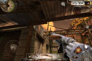 IMG 1428 300x200 Test de Warm Gun, un FPS avec des cowboys du futur