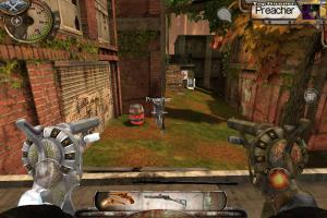 IMG 1429 300x200 Test de Warm Gun, un FPS avec des cowboys du futur