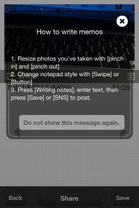 IMG 1470 200x300 Test de Shot MeMo   Mixez photos et notes