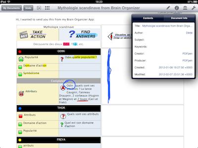 TestPDFPen 007 Test de PDFPen : Un nouvel outil pour travailler vos PDF sur iPad (7,99€)