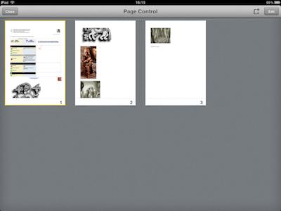 TestRemarks 003 Test de Remarks pour iPad : Écrire et annoter des PDF, cest possible ! (3,99€)