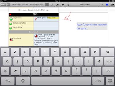 TestRemarks 004 Test de Remarks pour iPad : Écrire et annoter des PDF, cest possible ! (3,99€)