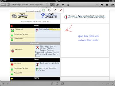 TestRemarks 007 Test de Remarks pour iPad : Écrire et annoter des PDF, cest possible ! (3,99€)