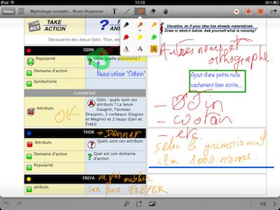 TestRemarks 020 Test de Remarks pour iPad : Écrire et annoter des PDF, cest possible ! (3,99€)