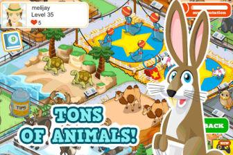 TinyZoo 2 Tiny Zoo : Créez votre propre Zoo en ligne (gratuit)