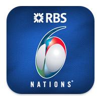 Tournoi des VI nations logo Lapplication officielle du tournoi des VI nations (gratuite) disponible !