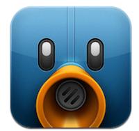 TweetBot Logo Le célèbre et très bon TweetBot passe en 2.0 (2,39€)