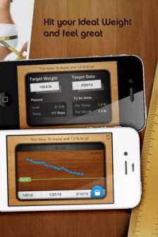 Your ideal weight Les bons plans de lApp Store ce mercredi 29 février 2012