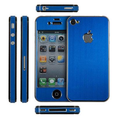 aluminize bleue Nouveautés App4Shop : Magik Cable et protections