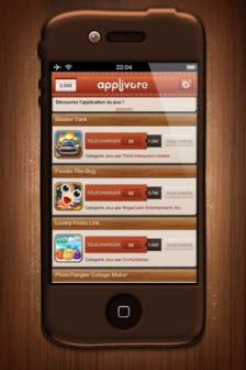 applivore 1 Applivore : Dévorez lApp Store et découvrez de nouveaux bons plans