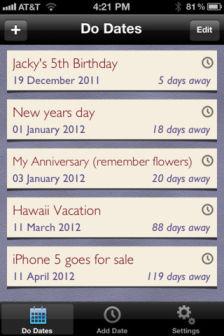 do date Les bons plans de lApp Store ce mercredi 29 février 2012