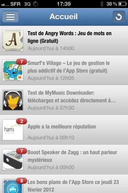 img 0825 App4Phone Version 3.1 est disponible sur lApp Store !