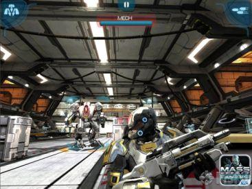 mass effect 1 Mass Effect 3 Infiltrator est dans les cartons !